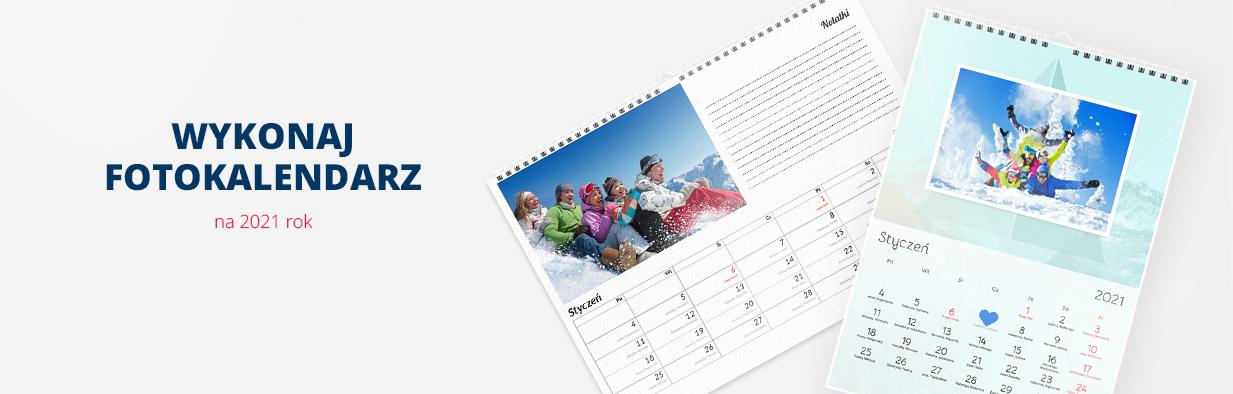 Fotokalendarz na 2021 rok!